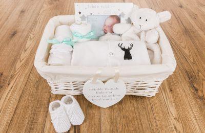 New Born Baby Hampers