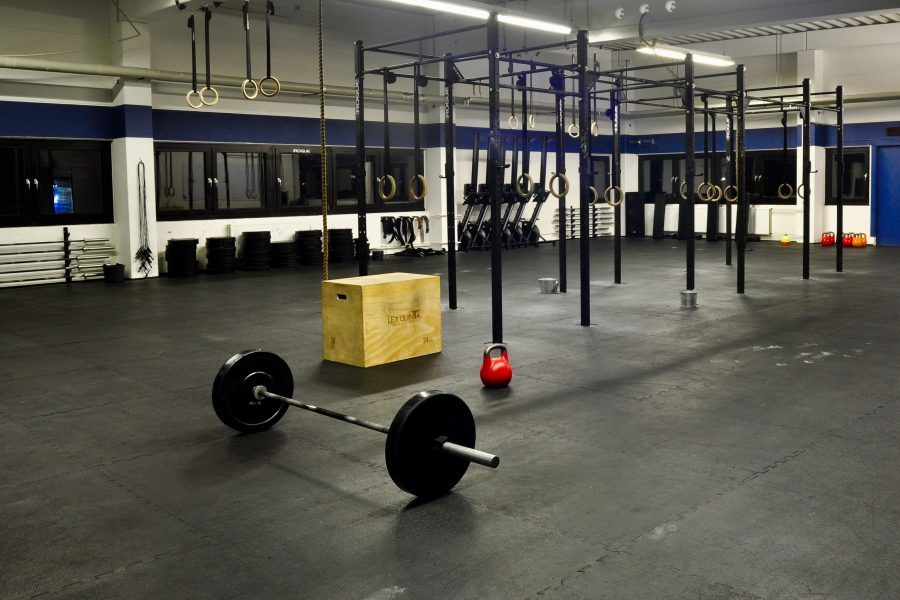 Use gym equipment mindfully